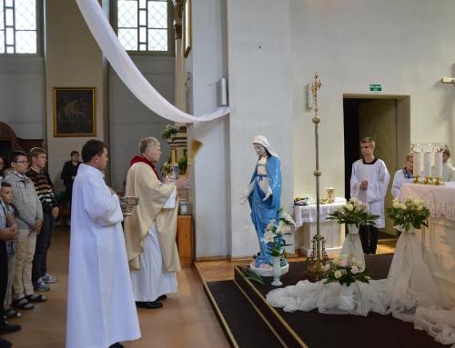2016-08-15 Švč. Mergelės Marijos Ėmimo į Dangų iškilmė