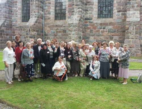 2016-08-06 Parapijiečiai dalyvavo Gyvojo Rožinio kongrese