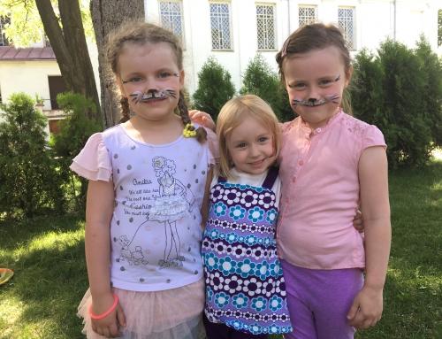 2017-06-22 Vaikų atostogos Šv. apašt. Jokūbo parapijoje