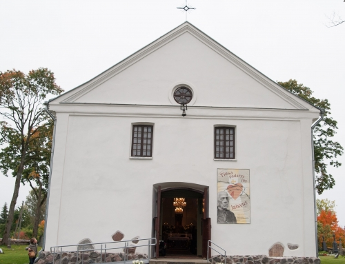 2017-10-01 Šv. arkangelo Mykolo atlaidai Bukonyse