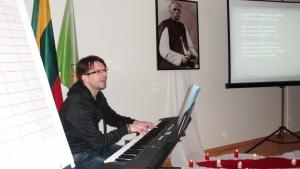 Maestro Egidijus Obrikis