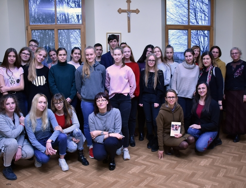 2018-11-22 Susitikimas su Vilniaus Caritas užsieniečių integracijos programa