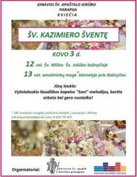 Kaziuko mugė 2019