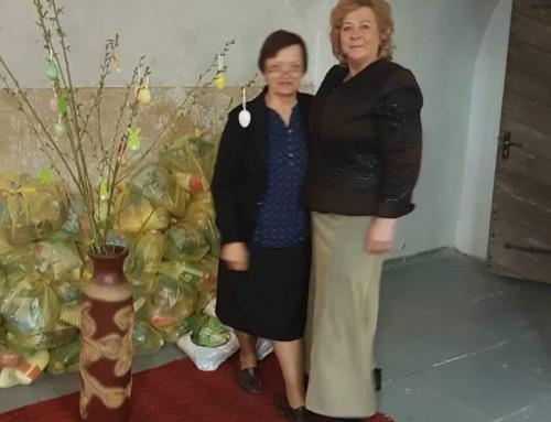 Šv. Velykų gerumas ir dalinimasis