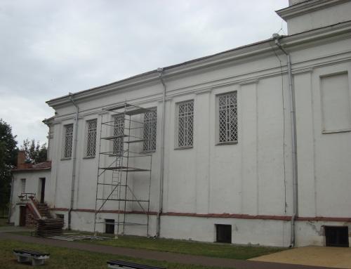 Jonavos šv. apaštalo Jokūbo bažnyčios renovacija
