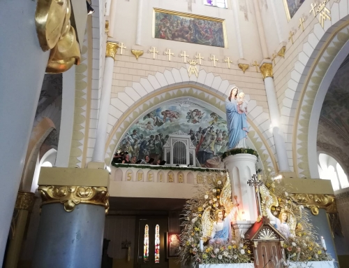 Jonavos dekanato diena Šiluvos atlaiduose