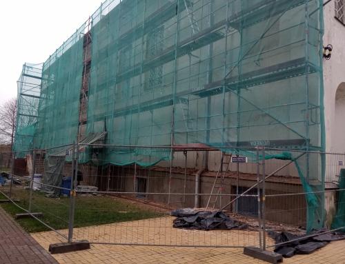 Bažnyčios remonto, restauravimo ir tvarkybos darbai