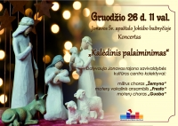 kaledinis choru koncertas (1)