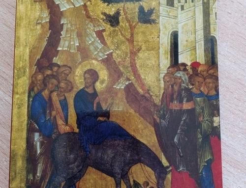 Didžiosios savaitės liturgijos knygelė