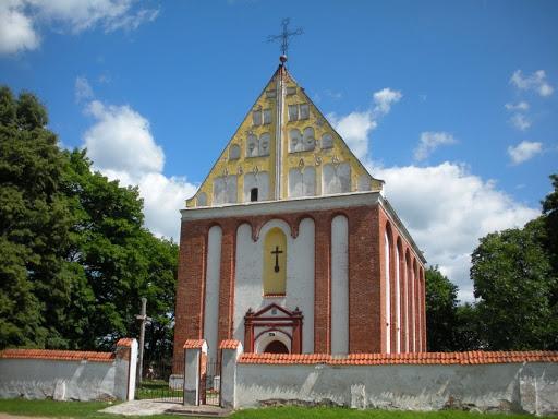 Šv. Mišios Skarulių šv. Onos bažnyčioje