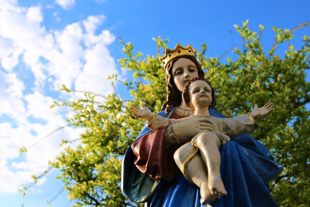 Gegužė – Švč. Mergelės Marijos mėnuo